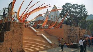 Film City Mumbai.Famous Bollywood Mumbai Film City Temple Shooting in Mandir,Goregaon Mumbai