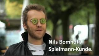 Game One Brille Spielmann