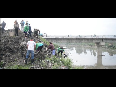 Unholy river: envisioning a cleaner future for Bagmati