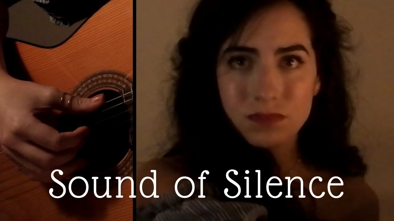 Download The sound of silence (Simon and Garfunkel) - Marta Cover