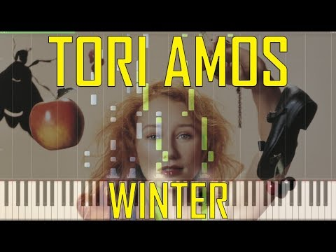 Tori Amos Winter Piano Tutorial Chords How To Play Cover Youtube Chords define the harmony of a song, and are made by playing more than one note at the same time. tori amos winter piano tutorial chords how to play cover