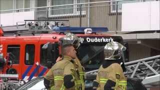 Woningbrand met slachtoffer Amstelveen