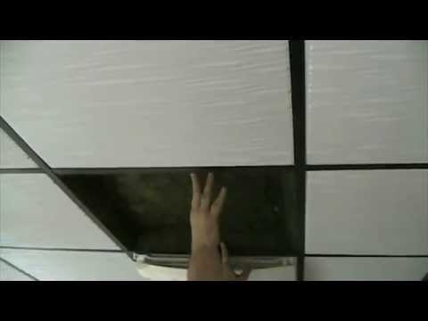 Drop Ceiling Insulation