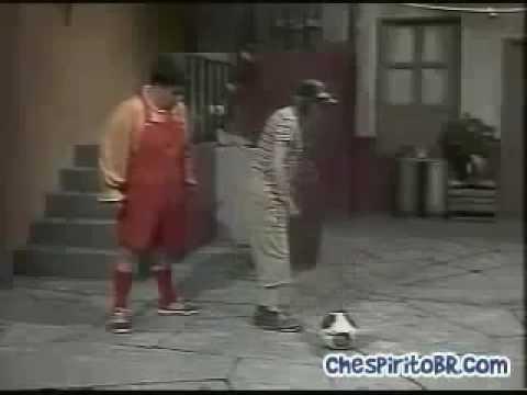 Clube Do Chaves Jogando Futebol Com O Nhonho Episódio