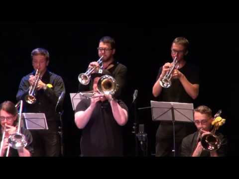 Prague JJ Conservatory Jazz Orchestra in Holland 2016