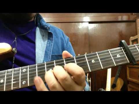 Amor amarillo (cover) – Gustavo Cerati.