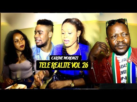 Téle Réalité Vol 26 Carine Mokonzi Azui Sponsor Ya 5.000£ Junior Mawete Equipe National Na Salaire