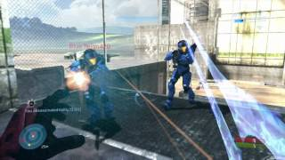 Halo 3 - Team Slayer on Pit Stop - Halo 3 (X360) - User video
