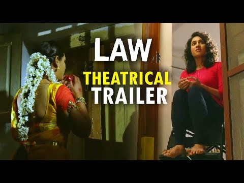L.A.W (LOVE AND WAR ) Theatrical Trailer | Kamal Kamaraju ,