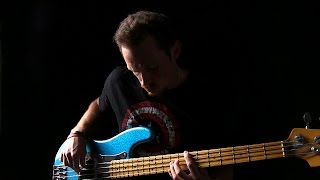 IRON MAIDEN - The Flight Of Icarus Bass Cover