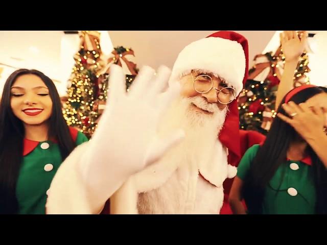 Chegada Mágica do Papai Noel - 2017
