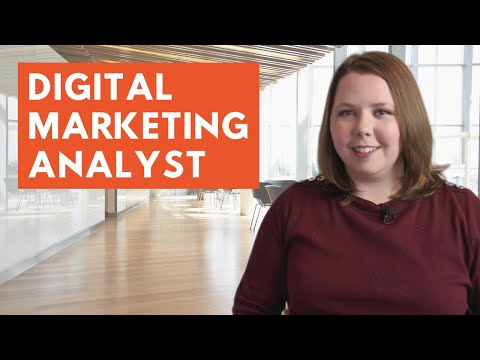 Digital Marketing Analyst Job Description