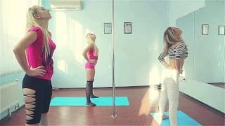 Красивый танец на пилоне. Танец на шесте.(Стань независимым! Новые профессии онлайн от тренинг-центра 1day1step: http://goo.gl/Lqai8X Красивый танец на пилоне...., 2015-06-16T09:39:28.000Z)