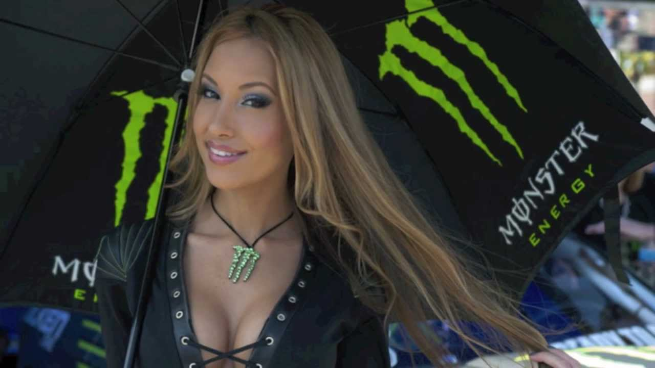 Monster Energy Girls Wallpaper Motor Racing Girls Modelos Edecanes Por Jose Castro Mov