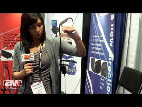 InfoComm 2014: Littlite Shows its Floor Stand Light
