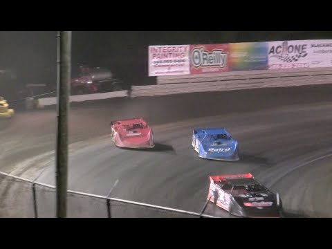 Late Models ($2,500 to Win) - Volusia Speedway Park 4-23-16