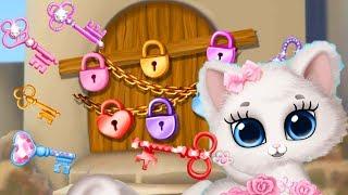 Play Kitty Meow Meow Fun Kitten Pet Care Game - My Cute Cat Day Care Fun Mini Games For Kids
