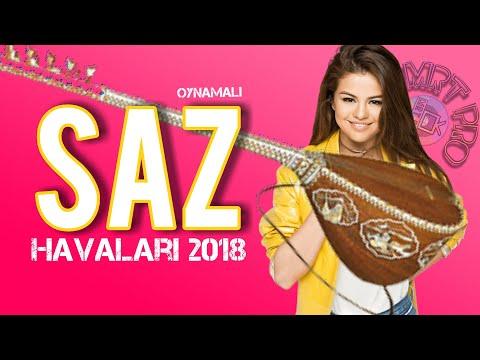 Oynamali SAZ Havalari 2018 - Yigma Toy Mahnilari (MRT Pro Mix #53)