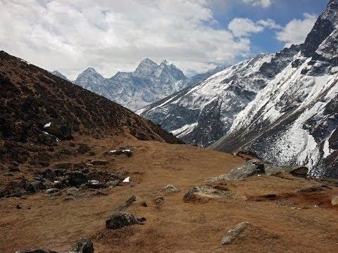 Everest Base Camp Trek 2014