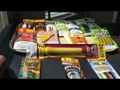 Which Blunts Are The Best ?!?! Lets Talk...