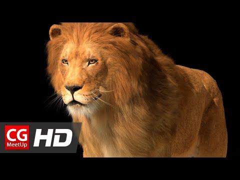 "CGI & VFX Breakdown HD: ""Wanda Reign Lion VFX Breakdown"" by Joaquim Montserrat   The Post Bangkok"