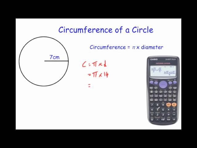 Circumference Video – Corbettmaths