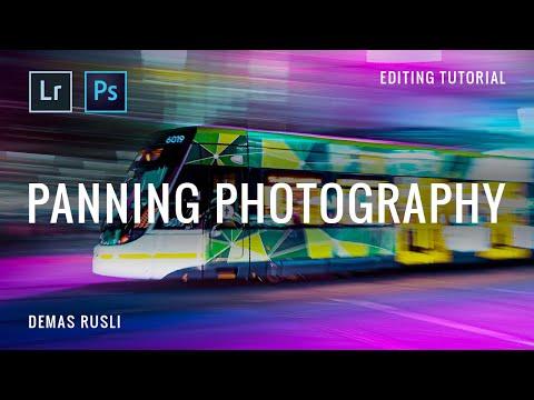 How To Shoot & Edit PANNING PHOTOS
