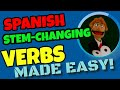 Spanish Tenses: Present Indicative - Stem Changing Verbs (Introduction)