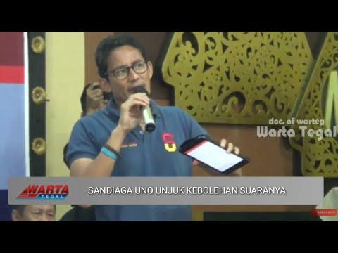 Tanggapan Sandiaga Uno Ketua PA 212 Ditetapkan Tersangka Mp3