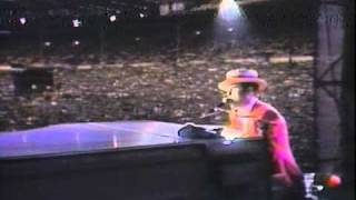 Elton John - Your Song (Wembley 1984 High Quality Audio Matrix)