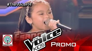 The Voice Kids Philippines 2015 Finale Teaser: Esang from Team Lea
