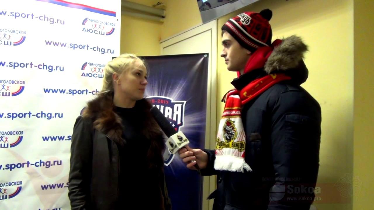 ЯВlТВ Интервью с представителем сектора организации мероприятий НХЛ Анастасий Щербиной 11.02.17