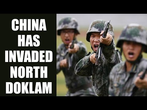 China has occupied North Doklam according to latest satellite images | Oneindia News