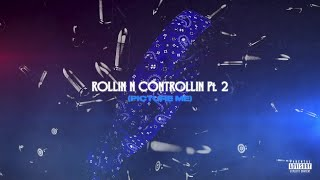 DUSTY LOCANE - ROLLIN N CONTROLLIN, Pt.2 (PICTURE ME) (Visualizer)