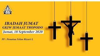 LIVE Ibadah Keluarga GKJW TROPODO / 18 SEPTEMBER 2020
