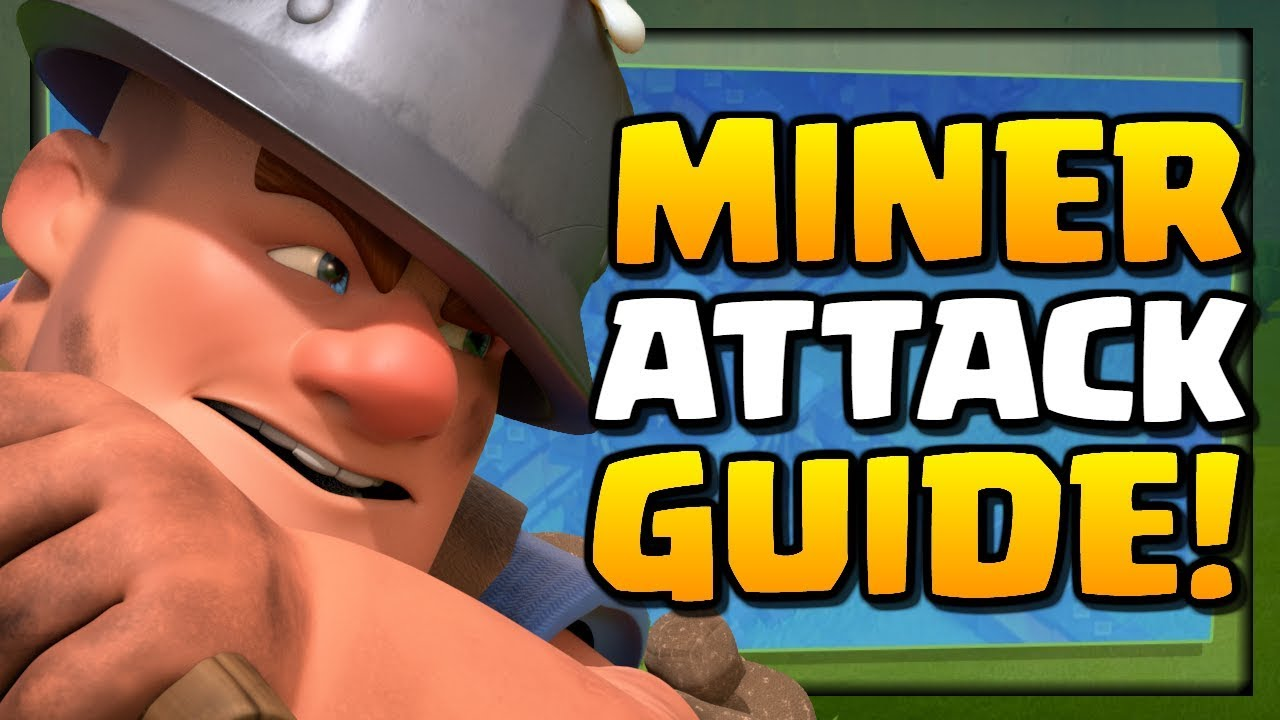 How to use MINERS at TH10 | Attack Strategy Guide for Town Hall 10 | Clash of Clans