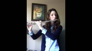 The Chronicles of Narnia Soundtrack - The Battle (Flute)