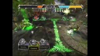Magic the Gathering: Battlegrounds GW vs GR