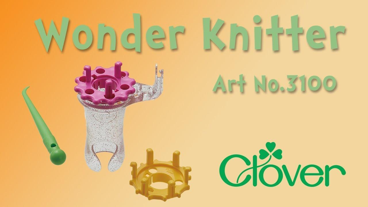 Tool School Wonder Knitter Youtube