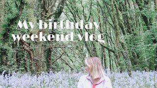 VLOG: My birthday weekend during lockdown