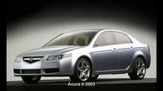 #3536. Acura tl 2003 (Prototype Car)