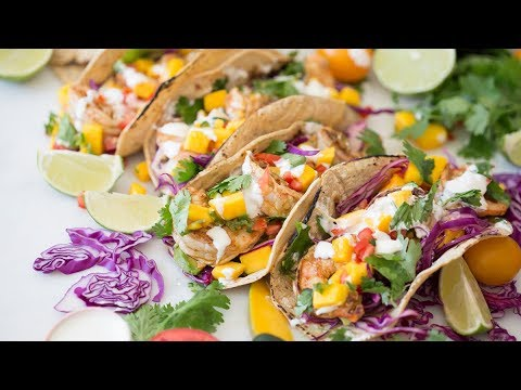 How to Make Shrimp Tacos