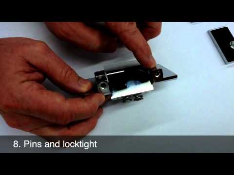 Evaluating a shower door hinge from YouTube · Duration:  6 minutes 38 seconds
