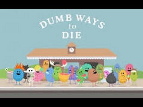 Прохождение Смешной Игры Dumb Ways To Die
