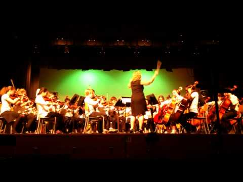 MacGregor Public School Grade 7 String Orchestra - French Folk Song