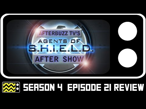 Agents of S.H.I.E.L.D. Season 4 Episode 21 Review & After Show | AfterBuzz TV - Продолжительность: 50:41