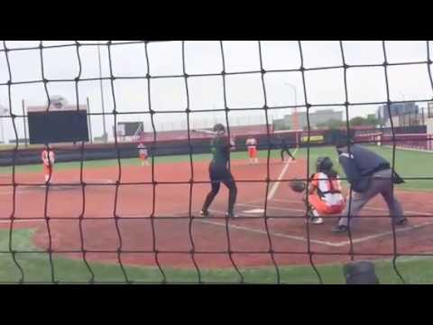 JessMazur2018  316ft Bomb out of Bandits Stadium(Left the Property & over Highway Fences)
