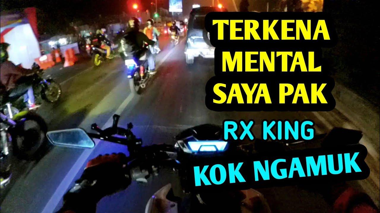 ROMBONGAN RX KING NGAMUK, MUDIK MOTOR 2021