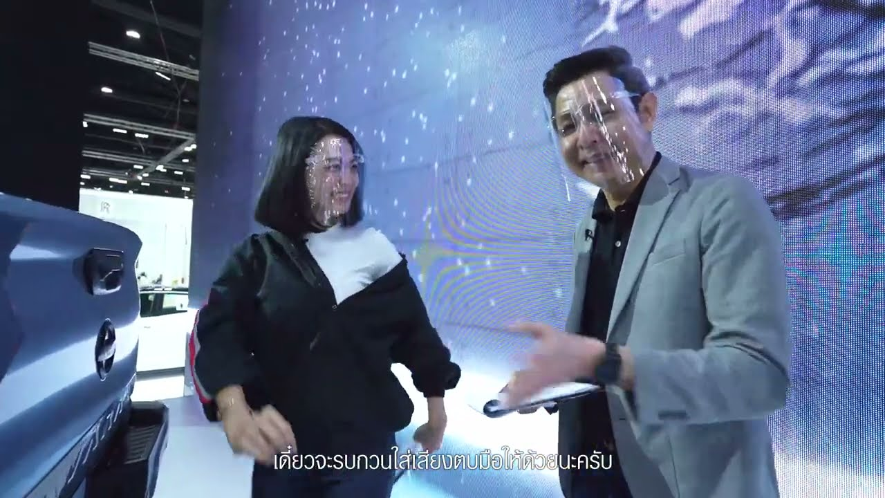 [NISSAN] เจาะลึก ยนตรกรรมนิสสัน ในงาน มอเตอร์โชว์ 2021 คลิกชมวิดีโอ!