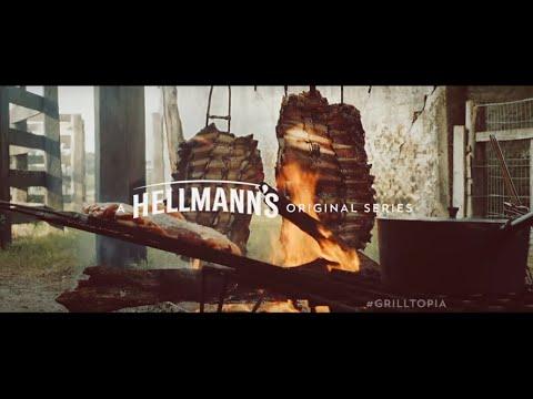 "A Hellmann's Original Series featuring DJ BBQ: ""Finding Grilltopia"" - Official Trailer"